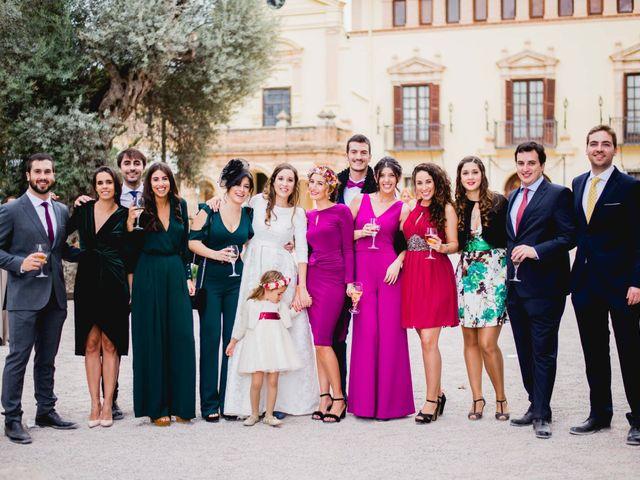 La boda de Miguel Ángel y Maria en Valencia, Valencia 140