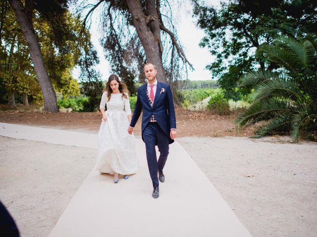La boda de Miguel Ángel y Maria en Valencia, Valencia 148
