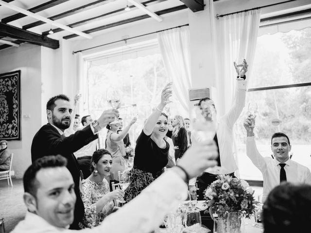 La boda de Miguel Ángel y Maria en Valencia, Valencia 154