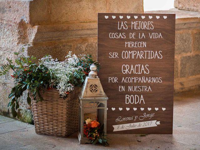 La boda de Jorge y Lorena en San Clodio, Orense 4