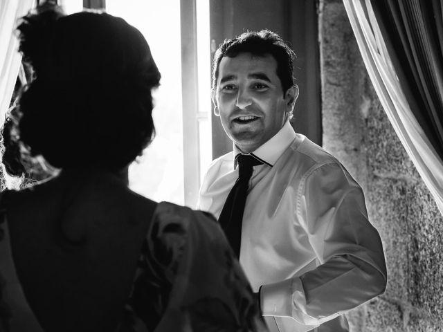 La boda de Jorge y Lorena en San Clodio, Orense 13