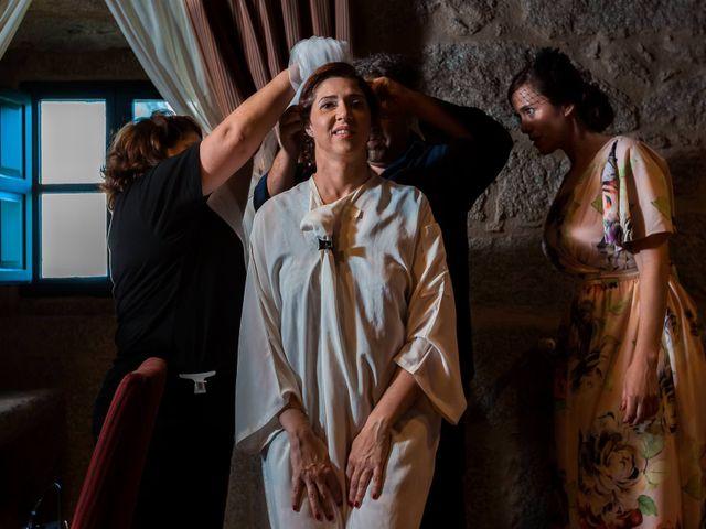 La boda de Jorge y Lorena en San Clodio, Orense 19