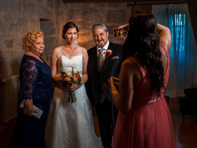 La boda de Jorge y Lorena en San Clodio, Orense 26