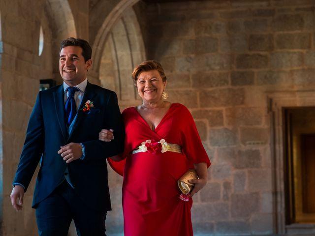 La boda de Jorge y Lorena en San Clodio, Orense 27