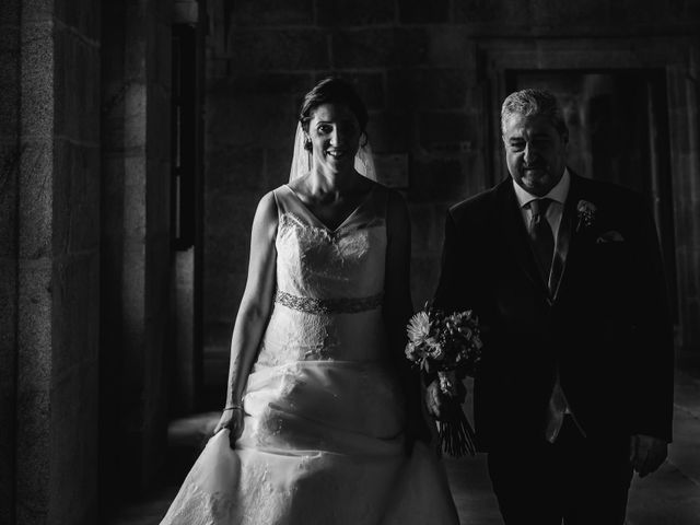 La boda de Jorge y Lorena en San Clodio, Orense 29