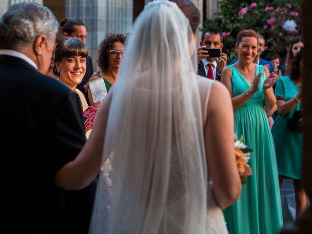La boda de Jorge y Lorena en San Clodio, Orense 30