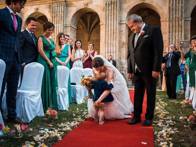 La boda de Jorge y Lorena en San Clodio, Orense 31