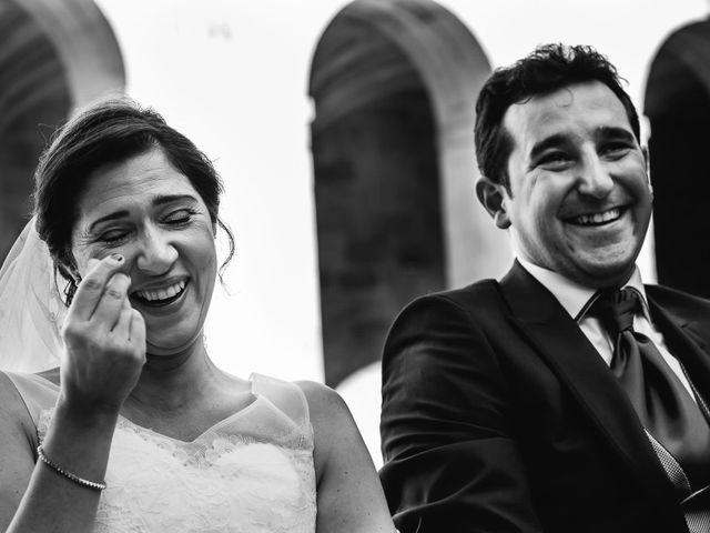 La boda de Jorge y Lorena en San Clodio, Orense 32