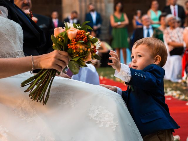 La boda de Jorge y Lorena en San Clodio, Orense 33