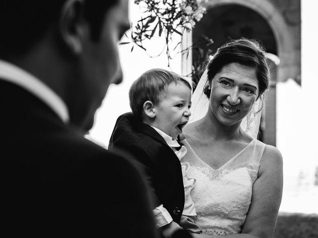La boda de Jorge y Lorena en San Clodio, Orense 35