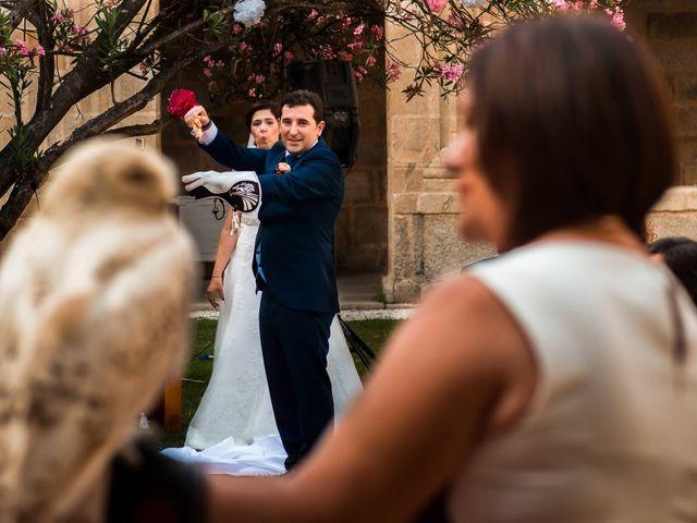 La boda de Jorge y Lorena en San Clodio, Orense 37
