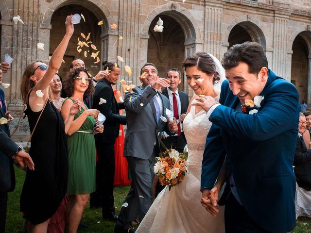 La boda de Jorge y Lorena en San Clodio, Orense 39