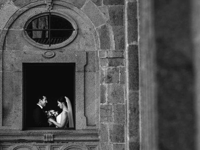 La boda de Jorge y Lorena en San Clodio, Orense 41