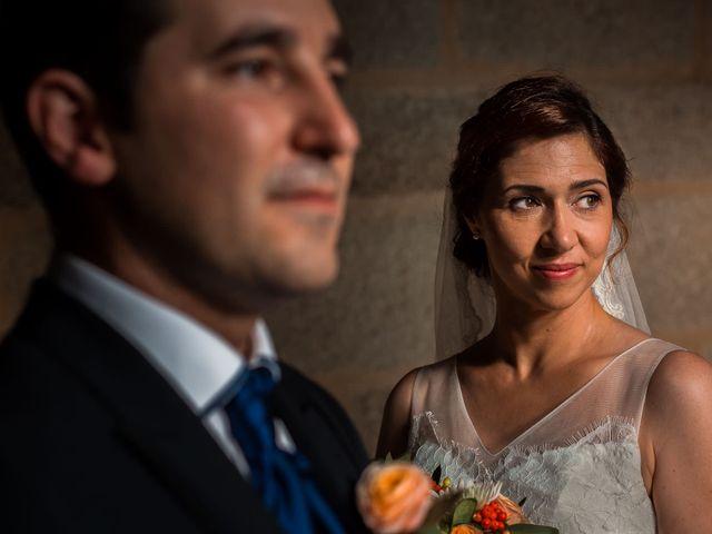 La boda de Jorge y Lorena en San Clodio, Orense 42
