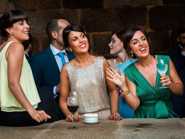 La boda de Jorge y Lorena en San Clodio, Orense 44