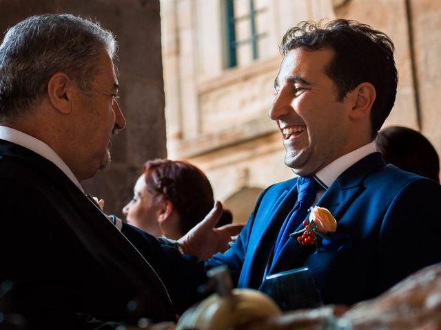 La boda de Jorge y Lorena en San Clodio, Orense 46