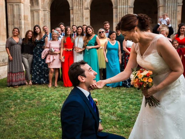 La boda de Jorge y Lorena en San Clodio, Orense 49