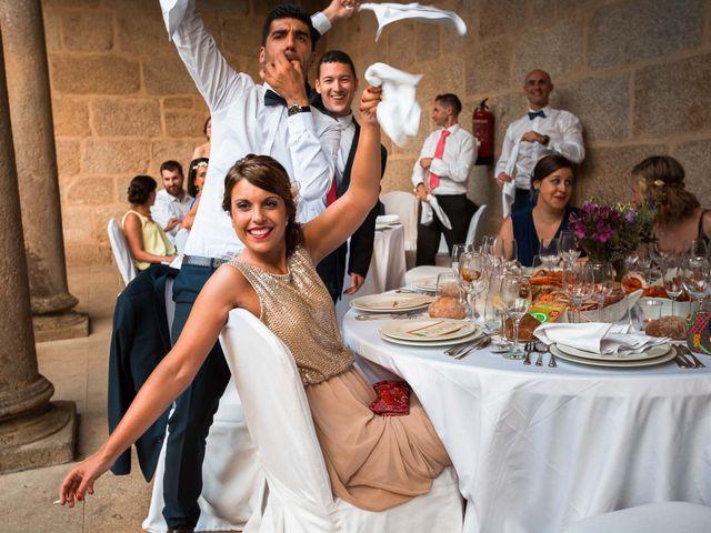 La boda de Jorge y Lorena en San Clodio, Orense 50