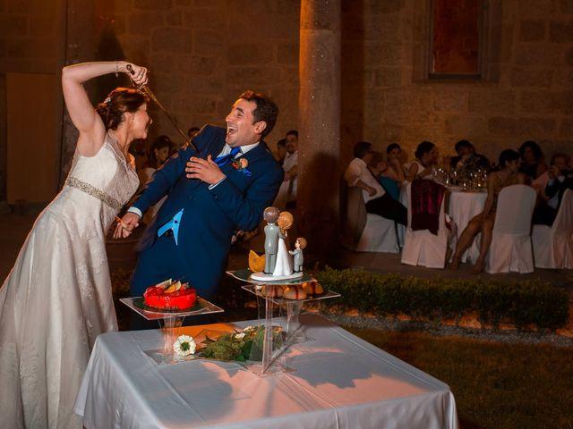 La boda de Jorge y Lorena en San Clodio, Orense 52