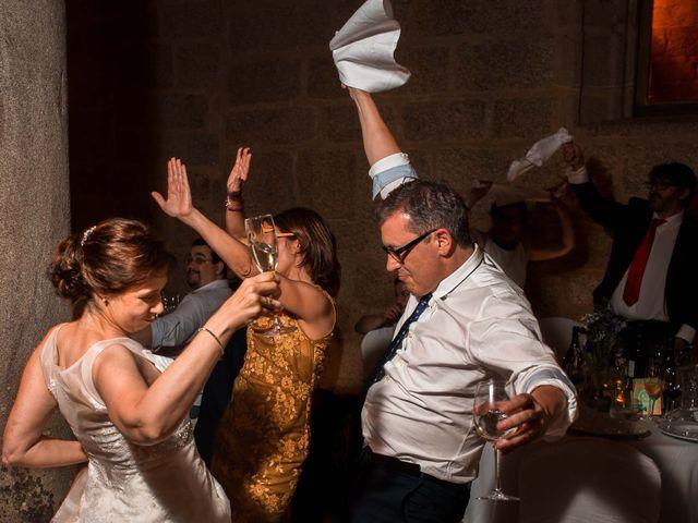 La boda de Jorge y Lorena en San Clodio, Orense 54