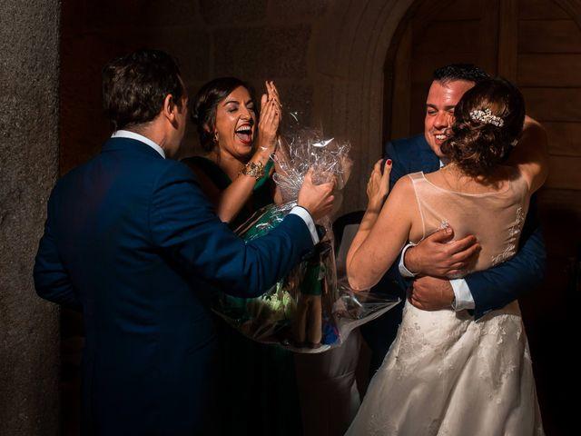 La boda de Jorge y Lorena en San Clodio, Orense 55