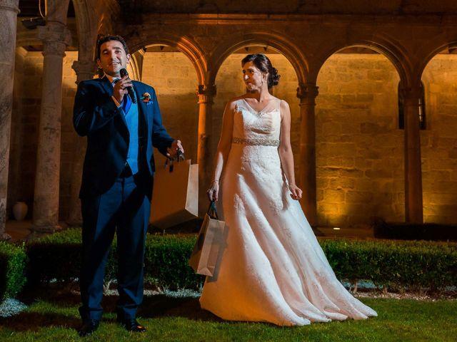 La boda de Jorge y Lorena en San Clodio, Orense 56