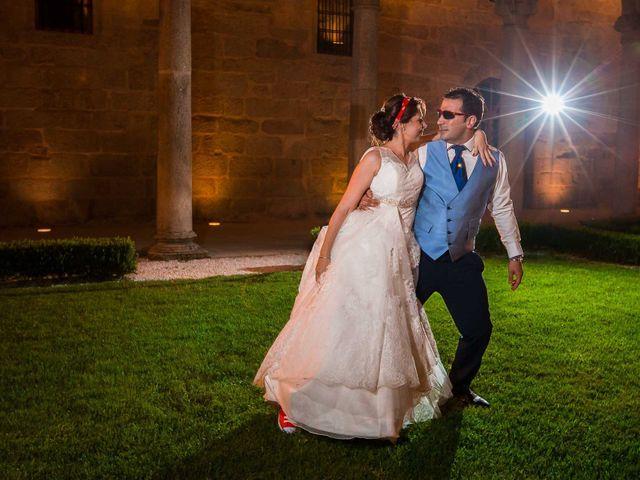 La boda de Jorge y Lorena en San Clodio, Orense 57