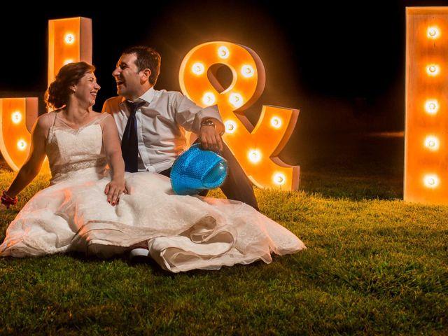 La boda de Jorge y Lorena en San Clodio, Orense 62