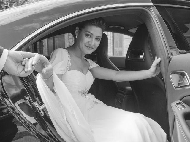 La boda de Luis Miguel y Tatiana en Chiclana De La Frontera, Cádiz 1