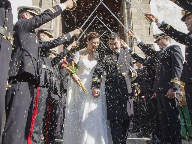 La boda de Luis Miguel y Tatiana en Chiclana De La Frontera, Cádiz 15