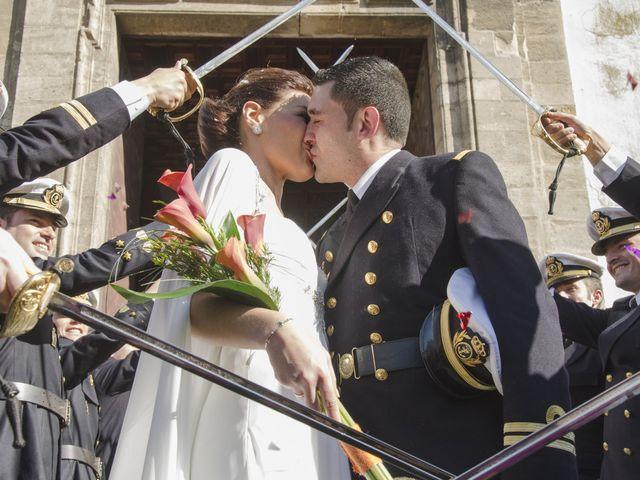 La boda de Luis Miguel y Tatiana en Chiclana De La Frontera, Cádiz 16