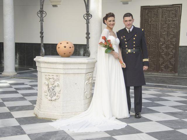 La boda de Luis Miguel y Tatiana en Chiclana De La Frontera, Cádiz 18