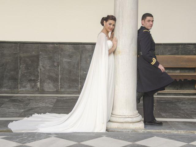 La boda de Luis Miguel y Tatiana en Chiclana De La Frontera, Cádiz 21