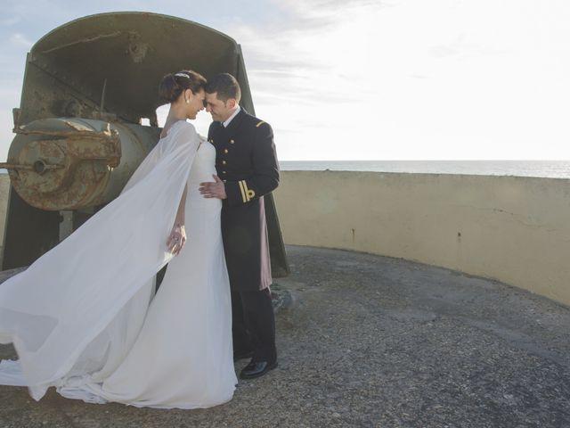 La boda de Luis Miguel y Tatiana en Chiclana De La Frontera, Cádiz 25