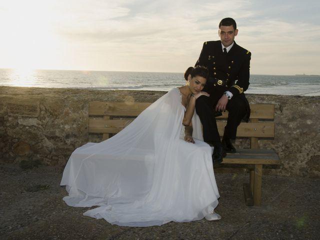 La boda de Luis Miguel y Tatiana en Chiclana De La Frontera, Cádiz 2