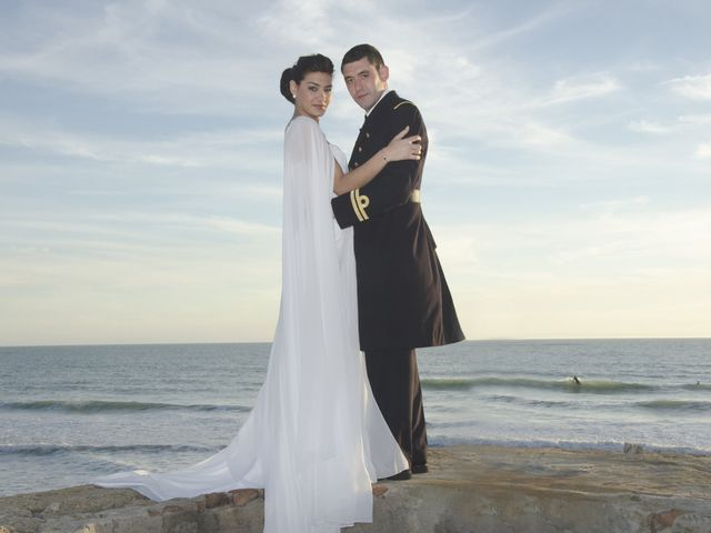 La boda de Luis Miguel y Tatiana en Chiclana De La Frontera, Cádiz 27