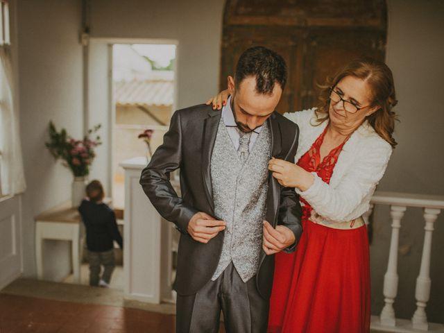 La boda de David y Vanesa en L' Ametlla Del Valles, Barcelona 17