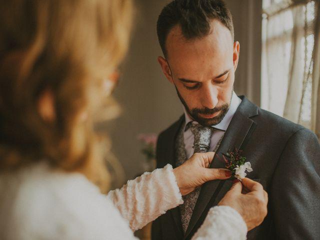 La boda de David y Vanesa en L' Ametlla Del Valles, Barcelona 19