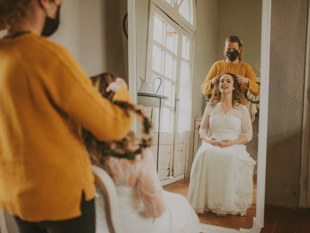 La boda de David y Vanesa en L' Ametlla Del Valles, Barcelona 30