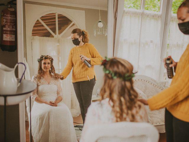 La boda de David y Vanesa en L' Ametlla Del Valles, Barcelona 35