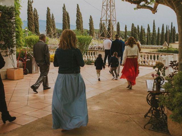 La boda de David y Vanesa en L' Ametlla Del Valles, Barcelona 49