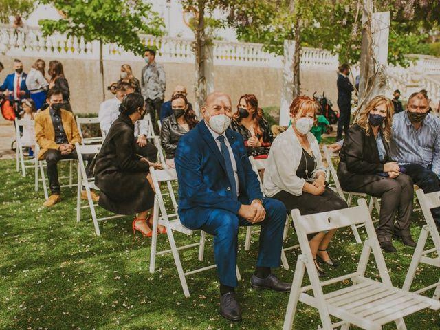 La boda de David y Vanesa en L' Ametlla Del Valles, Barcelona 52