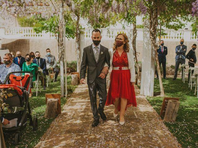 La boda de David y Vanesa en L' Ametlla Del Valles, Barcelona 55