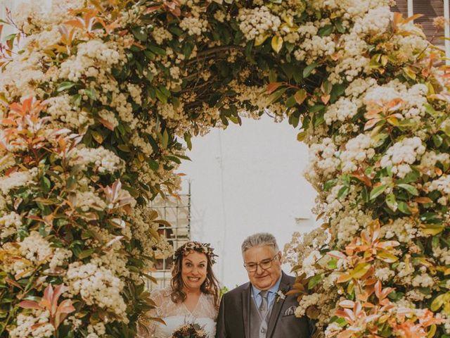 La boda de David y Vanesa en L' Ametlla Del Valles, Barcelona 58