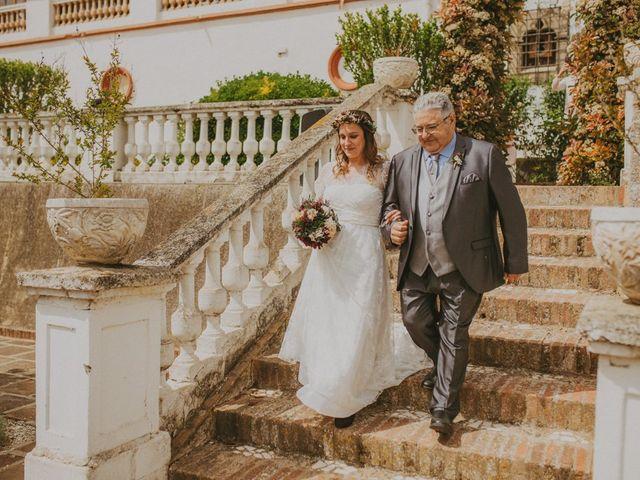 La boda de David y Vanesa en L' Ametlla Del Valles, Barcelona 59