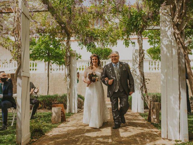 La boda de David y Vanesa en L' Ametlla Del Valles, Barcelona 60