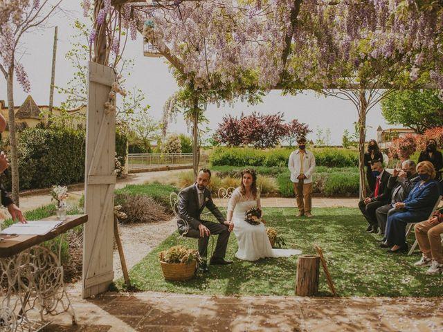 La boda de David y Vanesa en L' Ametlla Del Valles, Barcelona 65