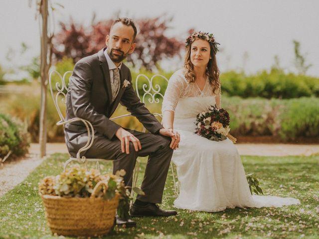 La boda de David y Vanesa en L' Ametlla Del Valles, Barcelona 66