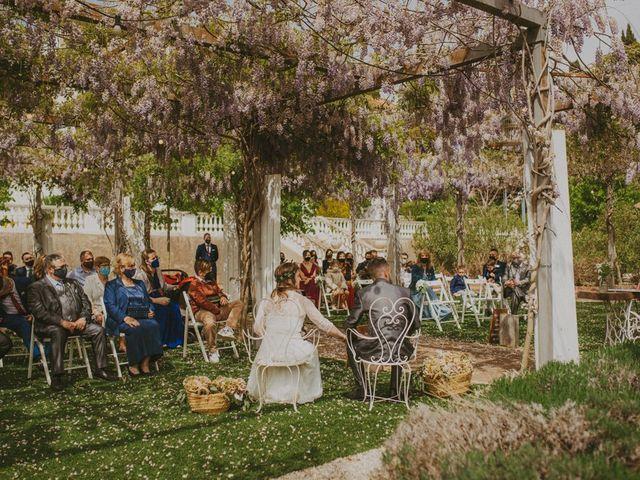 La boda de David y Vanesa en L' Ametlla Del Valles, Barcelona 68