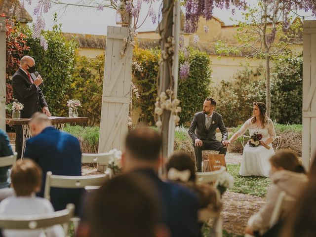 La boda de David y Vanesa en L' Ametlla Del Valles, Barcelona 71
